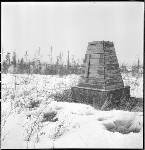 Наша могила на острове, март 1944